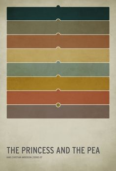 Love this series of 15 Beautiful Minimalist Fairy Tale Posters