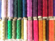 Schöne alte Seidenfäden Art Supplies, Blog, Tips And Tricks, Patterns, Nice Asses