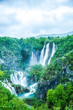 Explore jaw-droppingly beautiful Plitvice Lakes National Park on this small-group day-long trip from Split.