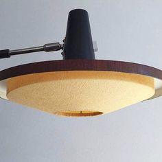 George Frydman mid-Century Temde Desk Lamp mcm contemporary