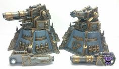 Vengeance Weapon Battery - Battle Cannon & Punisher Cannon #ChaoticColors #commissionpainting #paintingcommission #painting #miniatures #paintingminiatures #wargaming #Miniaturepainting #Tabletopgames #Wargaming #Scalemodel #Miniatures #art #creative #photooftheday #hobby #paintingwarhammer #Warhammerpainting #warhammer #wh #gamesworkshop #gw #Warhammer40k #Warhammer40000 #Wh40k #40K #terrain #scenery #Scifi #VengeanceWeaponBattery #battlecannon #punishercannon 40k Terrain, Game Terrain, Warhammer 40000, Tabletop Games, Gw, Punisher, Cannon, Scale Models, Weapon
