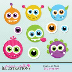 I want my math focus wall to say Monster Math. I need to buy this clip art.