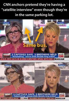 CNN, Keepin it real.