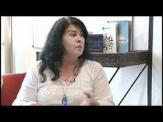 Cristina Cairo em entrevista com Claudia Riecken - Parte 1 - YouTube