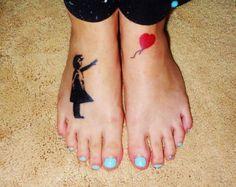 Los mejores tatuajes basados en la obra de Banksy » The Clinic Online