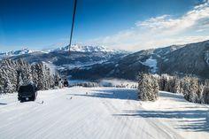 Achter Jet im Skigebiet Snow Space Salzburg #visitflachau #snowspacesalzburg #skiing