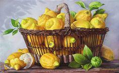 картинки для декупажа лимоны в корзине: 10 тыс изображений найдено в Яндекс.Картинках