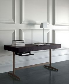 Modern Schreibtisch / Holz ERNEST by Studio Opera Casamilano
