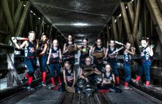 Softball team pictures