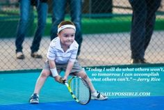 Success is the ability to go from one failure to another with no loss of enthusiasm. -Sir Winston Churchill Today is a big day for Nerd Fitness. Nerd Fitness, Tennis Workout, Tennis Quotes, Tennis Tips, Tennis Elbow, Physician Assistant, Injury Prevention, Quotes For Kids, Tennis Racket