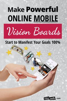 Make your vision board mobile and watch it come alive! With dynamic content like videos, music, articles, quotes, and written and verbal affirmations, the Mobile Vision Board leaves the old cut-and-paste paper variety in the dust. You can create private vision boards with apps you already use, including PowerPoint, Facebook, Pinterest, Google+ and more. Multi-media …