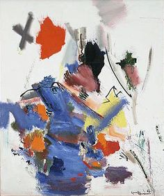 Struwel Peter by Hans Hofmann, 1965 Oil on Canvas Action Painting, Painting & Drawing, Abstract Expressionism, Abstract Art, Abstract Paintings, Hans Hofmann, Oil Painting Reproductions, Deco, New Art