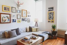Gallery Wall - How to Hang Art Guide | Teen Vogue