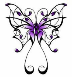 Butterfly Tattoo Designs | Tatto Ideas: Butterfly Tattoos - Designs and Meanings