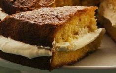 Γεμιστό κέικ λεμονιού - iCookGreek
