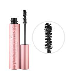 Too Faced Better Than Sex Mascara. Definitely worth the money, awesome mascara, makes lashes long and full...LOVE IT!