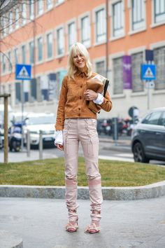 Streetfashion Milan Womenswear FW2017, Day 03 | Team Peter Stigter, catwalk show, streetwear and fashion photography