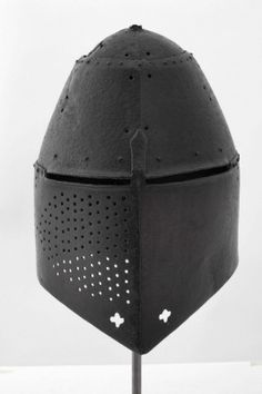 Great helm. English, about 1370 Royal armouries.