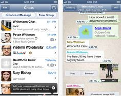 WhatsApp Messenger | 11 Apps You Shouldn't Travel Without