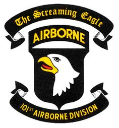 """Winters, Richard """"Dick"""" Band of Brothers. Army Life, Military Life, Military Art, Airborne Tattoos, Badges, Screaming Eagle, 101st Airborne Division, Army Family, Army Infantry"""
