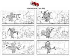 Storyboard Starwars  Google Search  Storybeord Research
