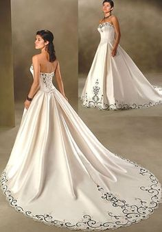 Vestido De Noiva Com Ouro   Pesquisa Google