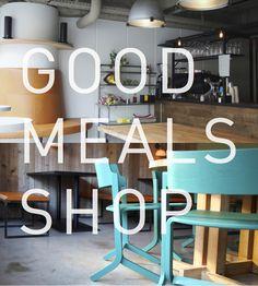 GOOD MEALS SHOP