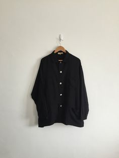 A personal favourite from my Etsy shop https://www.etsy.com/listing/473690281/ys-for-men-shirt-yohji-yamamoto-laine