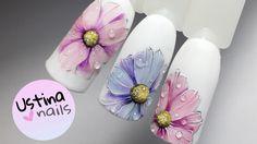 Дизайн ногтей гель-лаками и гель-красками фирмы impuls. Данную продукцию можно заказать на сайте http://profimpuls.ru/ . В этом видео использавала арт-пасту ...