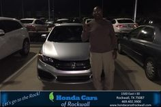 #HappyBirthday to Chris from Christian Contreras at Honda Cars of Rockwall!  https://deliverymaxx.com/DealerReviews.aspx?DealerCode=VSDF  #HappyBirthday #HondaCarsofRockwall