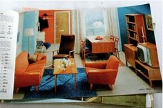 1965 IKEA catalogue. IKEA love