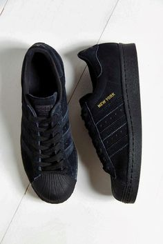 Adidas Stan Smith New York Edition black