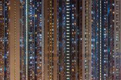 Bloki mieszkalne w Hong Kongu