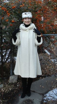 ADVANCED STYLE: Winter Style Tips From The Style Crone