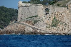 fortress of Port-Cros by Mendosa, via Flickr