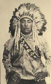 "Chief Basil David- 1916-""As I told you, my   children's land is short,   and I will depend upon   you Commissioners to   help me all you can   in that way ... ""    ""You know   our grievances include   everything - land, deer,   and game of all kinds.""    ""They are all included   in this question.""    Bonaparte Indian Band   Chief Basil David,   McKenna Report, 1914"