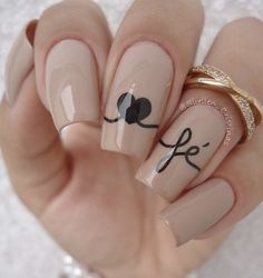 Valentines Nails Heart Decorated False Nails Designs With Beautiful Color And Unique Fshion To Your Girlfriend, it is perfect for party or daily Heart Nail Designs, Cute Nail Art Designs, Nail Designs Spring, Pedicure Designs, Classic Nails, Luxury Nails, Heart Nails, Elegant Nails, Nail Art Diy
