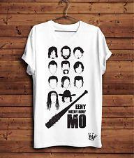 The Walking Dead T Shirt Season 6 'Silhouettes' TV Series Gift Unisex FRESH