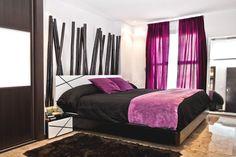 40+  Amazing Contemporary Purple Bedroom Ideas