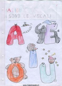 Quaderno di italiano classe prima