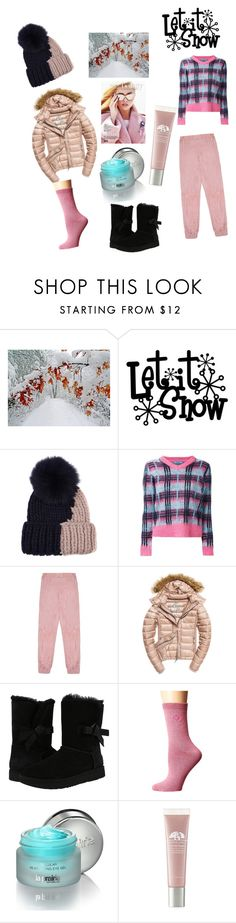 """""""Let it snow"""" by always-amber ❤ liked on Polyvore featuring Eugenia Kim, Guild Prime, Veil London, Fuji, UGG, Sperry, La Prairie and Origins"""