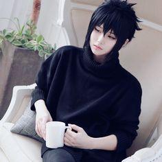 This cosplay is damn amazing! I think I never saw such a cool cosplay Sasuke Uchiha Cosplay, Haikyuu Cosplay, Naruto Y Sasuke, Sakura And Sasuke, Itachi Uchiha, Naruto Shippuden, Naruto Art, Cosplay Boy, Softies