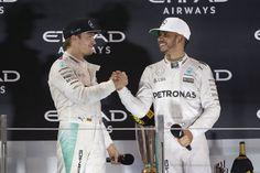 メルセデス:ニコ・ロズベルグが初の栄冠 / F1アブダビGP  [F1 / Formula 1]