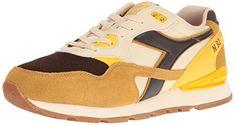 Diadora N92 Women's Skateboarding Shoesing Shoe Marzipan Choco Brown 11 M US -- See this great product.