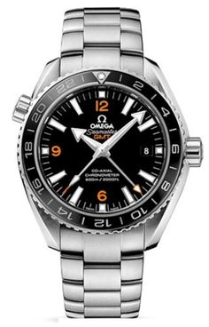 Omega Seamaster Planet Ocean GMT Men's Watch 232.30.44.22.01.002