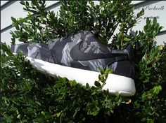 Custom Nike Roshe Run, Galaxy Nike Roshe Run, Black and White NikeRoshe, #Roshe…      shoes2015.com