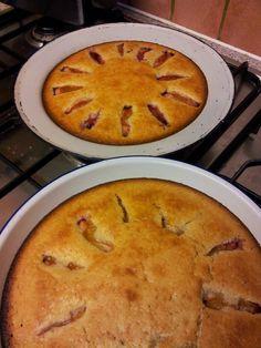Experiments in Food: Plum and Almond Tart Apple Pie, Plum, Tart, Almond, Baking, Desserts, Recipes, Food, Tailgate Desserts