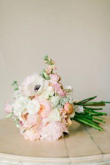 prettiest pastel bouquet