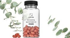 Vegan supplements give us the friendly little boost we need to power through our day and ensure we're fueling our body appropriately, here's everything you need to know. Vegan Benefits Health, Vegan Nutrition, Health Tips, Vegan Transition, Vegan Facts, Raw Vegan Recipes, Vegan Food, How To Become Vegan, Vegane Rezepte
