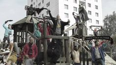 """K.I.Z. """"Ein Affe und ein Pferd"""" - Official Video (HD)"""